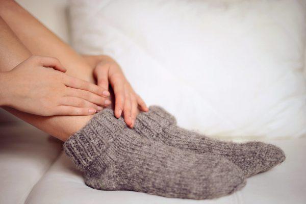 Здоровье - это легко: о каких заболеваниях говорят холодные ноги?