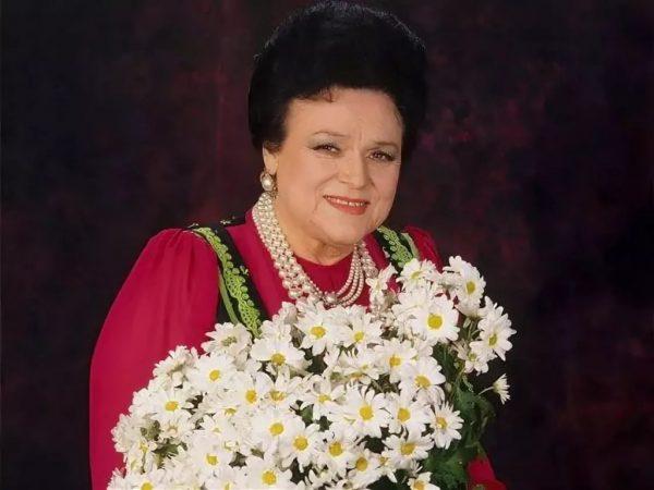 Людмила Зыкина, фото:pravda-nn.ru