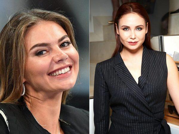 Алина Кабаева и Ляйсан Утяшева, фото:topnews.ru