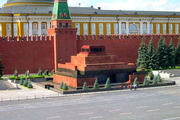 Мавзолей Ленина. Фото ТАСС