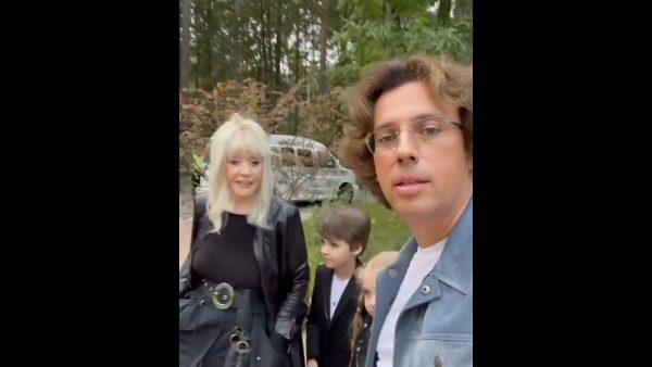 Максим Галкин и Алла Пугачёва, фото:YouTube