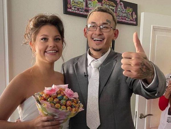 Свадьба Моргенштерна, фото:topnews.ru