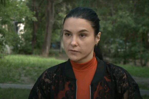 "Юлия Марченко, фото: телеграм-канал ""Хабаровск"""
