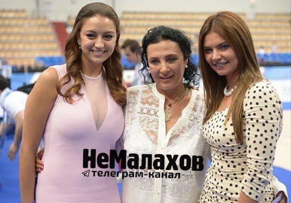 Фотография с Алиной Кабаевой, фото: НеМалахов