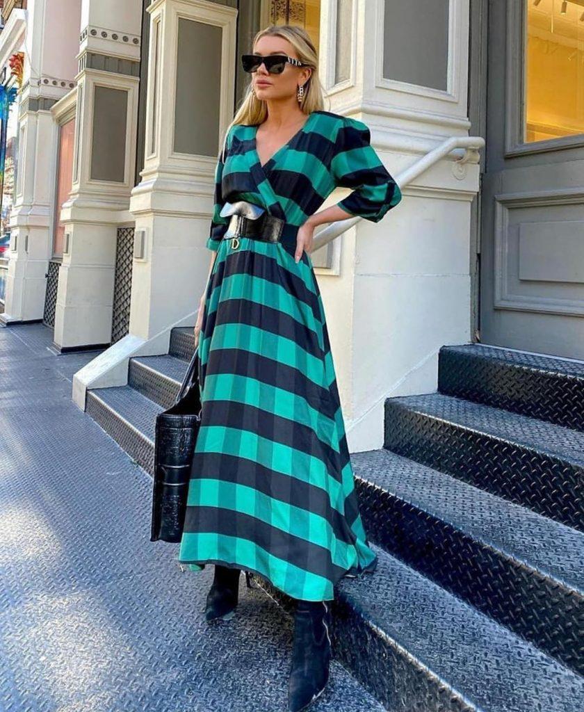 Fashionable dresses fall 2021