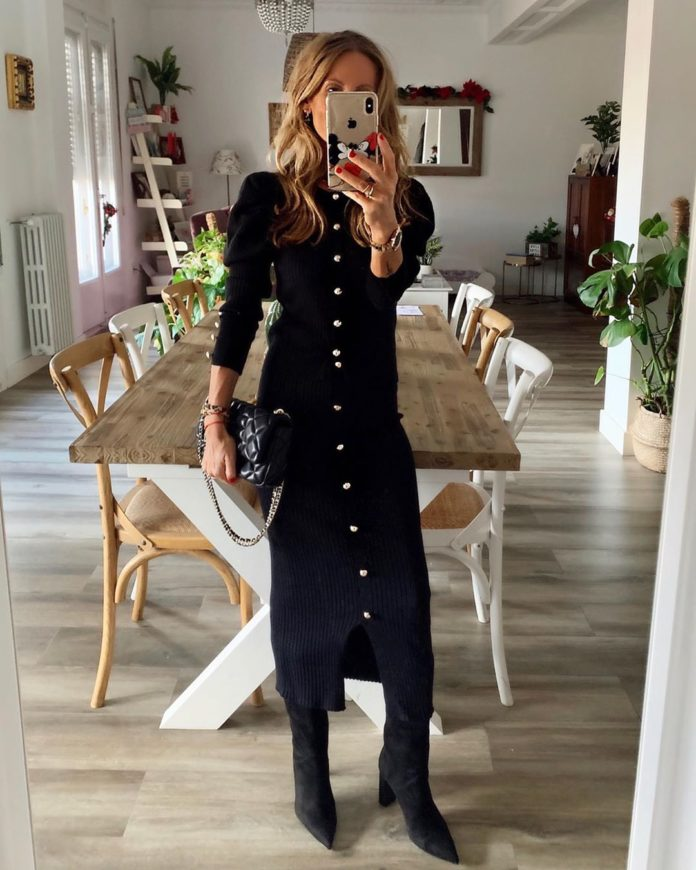trendy dresses fall-winter 2021-2022