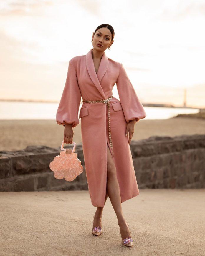 Outerwear dress models
