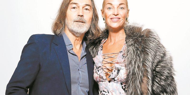 Никас Сафронов и Анастасия Волочкова. Фото sobesednik.ru/shou-biznes