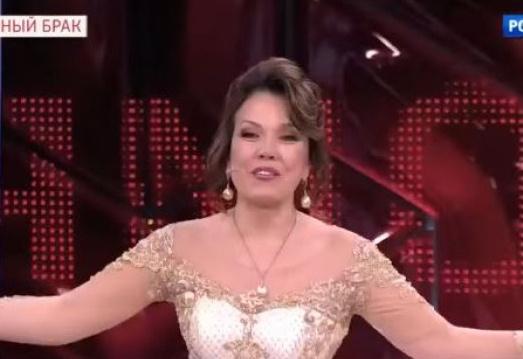 Азиза, кадр из передачи