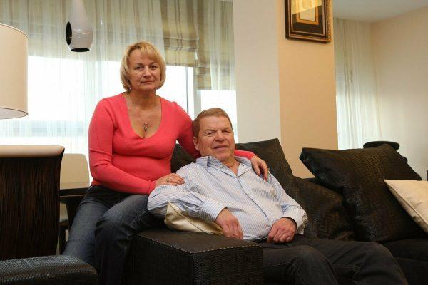 Михаил Кокшенов и Наталья Лепёхина, фото:Яндекс.Дзен