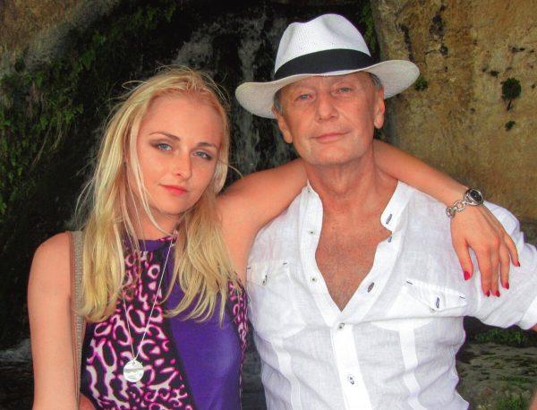 Михаил и Елена Задорновы