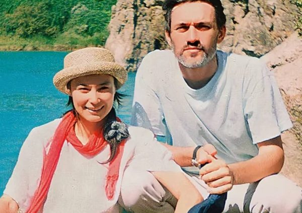 Лариса Белогурова и Владимир Цырков