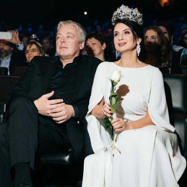 Екатерина и Александр Стриженовы,