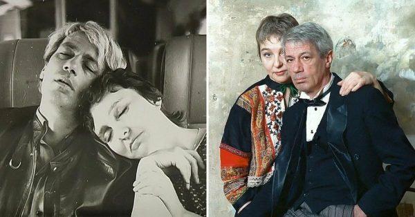 Антонина Шуранова и Александр Хочинский