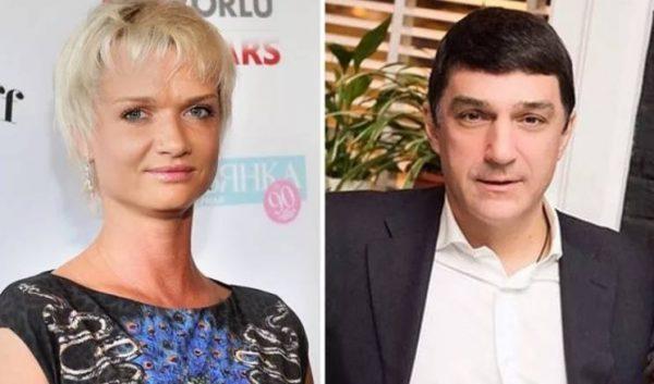 Светлана Хоркина и Кирилл Шубский, фото:svadba1000.ru