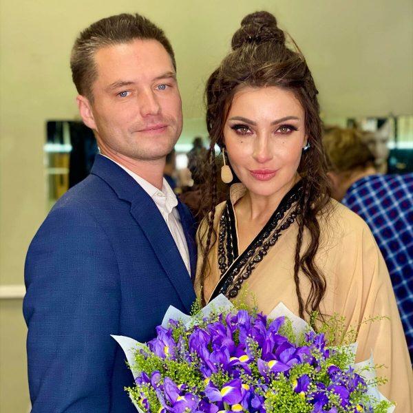 Анастасия Макеева и Роман Мальков, фото:zen.yandex.ru