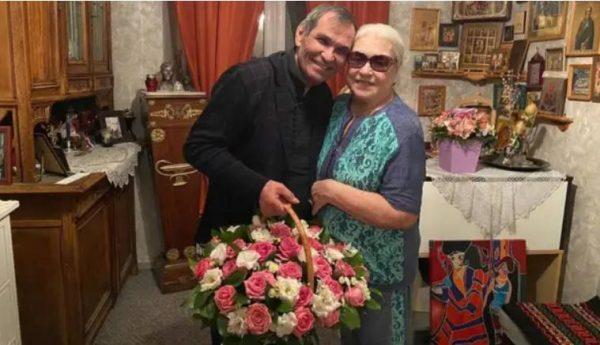Барри Алибасов и Лидия Федосеева-Шукшина. Фото kp.ru