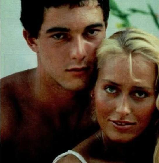 Николя Шарье и его жена Анне Лин Бьеркан