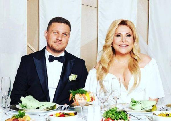 Марина Федункив и Стефано Маджи. Фото Инстаграм