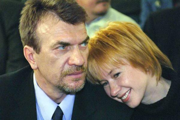 Владимир Морозов и Алла Клюка. Фото cosmo.ru