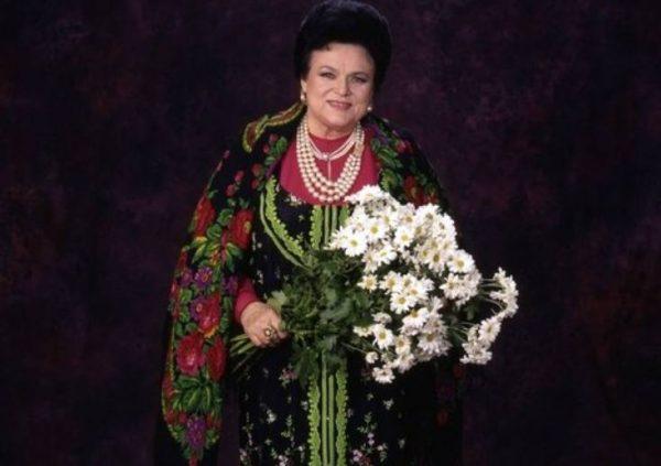 Людмила Зыкина. Фото из открытого доступа