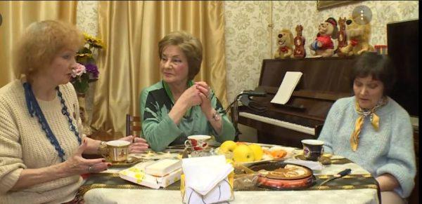 Сестры Шмелевы. Фото teleprogramma.pro