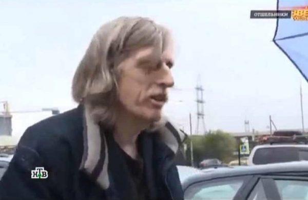 Филипп Смоктуновский, кадр из передачи НТВ