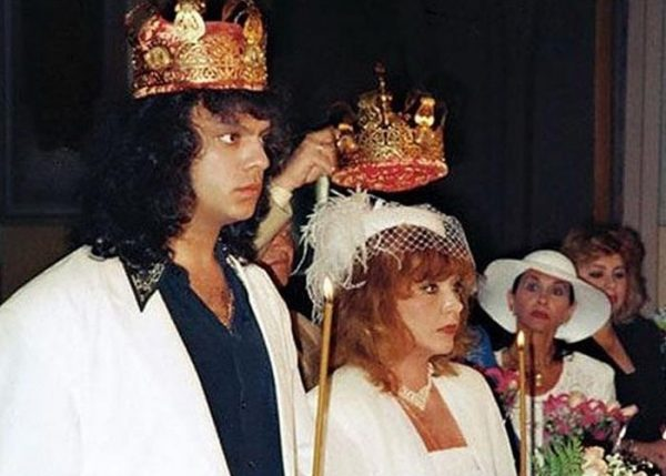 Венчание Пугачёвой и Киркорова и Иерусалиме. Фото cosmo.ru