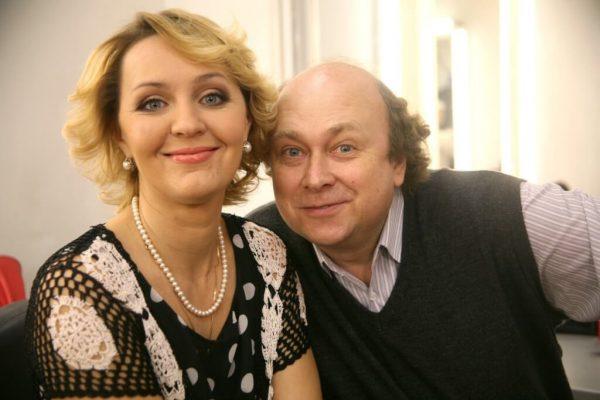 Татьяна Проценко и Алексей Войтюк, фото:laykni.com