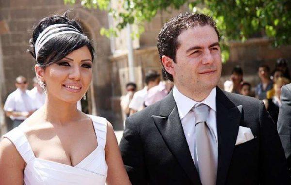 Свадьба Айко и Анаит Симонян