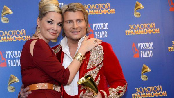 Мария Максакова и Николай Басков