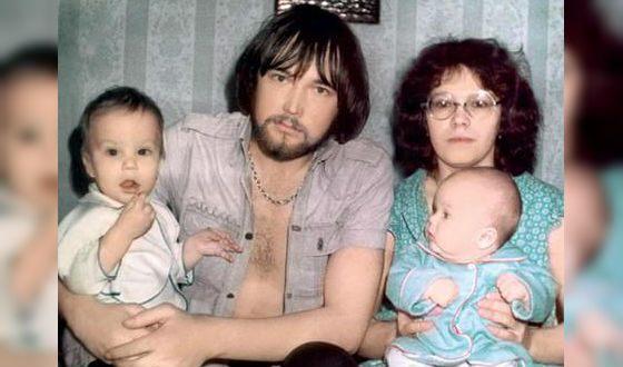 Братья Чадовы с родителями. Фото uznayvse.ru