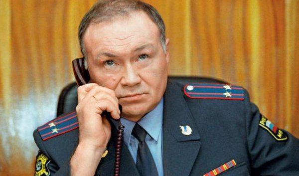 Подполковник Петренко. Кадр из фильма