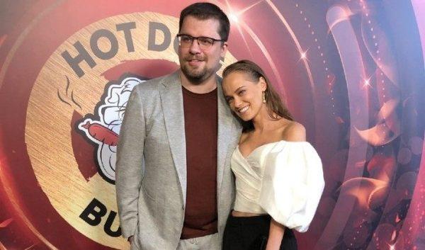 Гарик Харламов и Екатерина Ковальчук. Фото uznayvse.ru