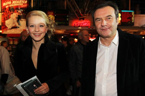Юлия Пересильд и Алексей Учитель, фото:interesnoznat.com