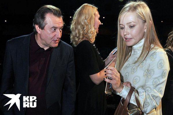 Юлия Пересильд и Алексей Учитель, ФОТО:kp.ru
