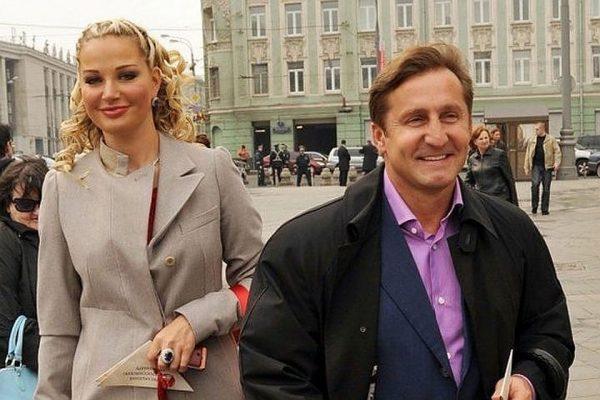 Максакова и Тюрин, фото:kp.ru