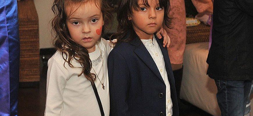 Алла-Виктория и Мартин Киркоровы. Фото Инстаграм