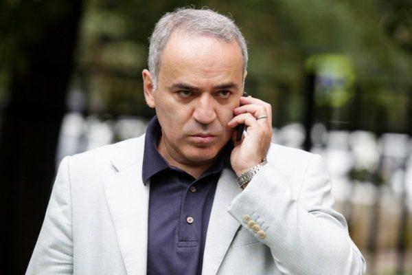 Гарри Каспаров. Фото ТАСС