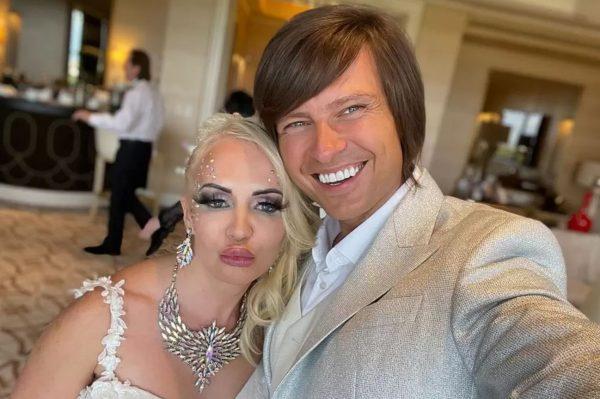 Прохор Шаляпин и Татьяна Дэвис, фото:glas.ru