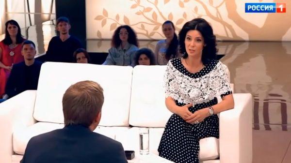 Лидия Вележева и Корчевников