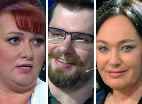 Картункова, Харламов и Гузеева