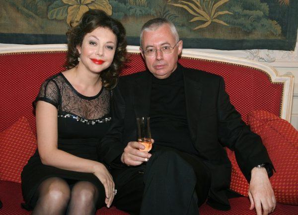 Божена Рынска и Игорь Малашенко, фото:starhit.ru