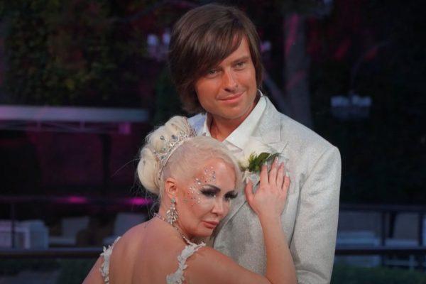 Татьяна Дэвис и Прохор Шаляпин, фото:mk.ru