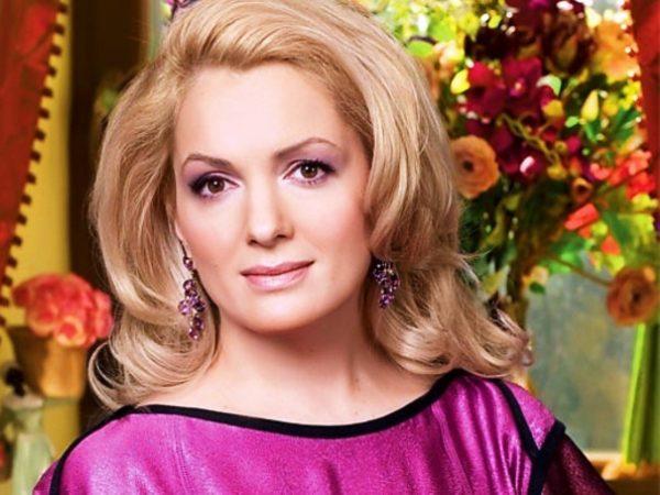 Мария Порошина, фото:tvcenter.ru