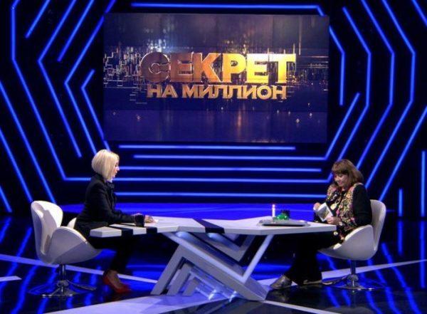 Лариса Лужина в студии у Леры Кудрявцевой