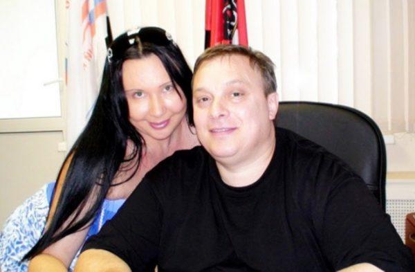 Андрей Разин и Наталья Грозовская. Фото muzh-zhena.ru