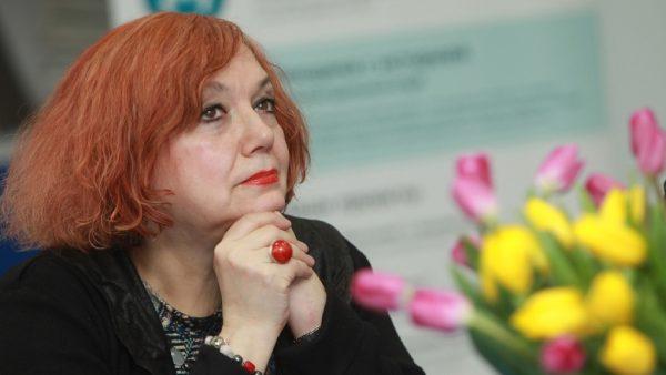 Мария Арбатова. Фото gorodche