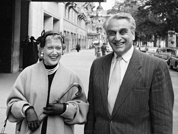 Григорий Александров и Орлова