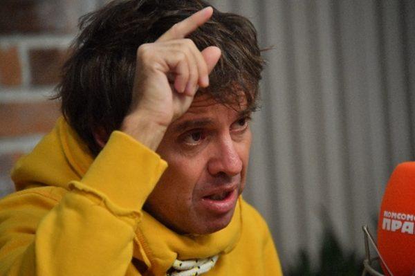 Андрей Губин, фото:radiokp.ru